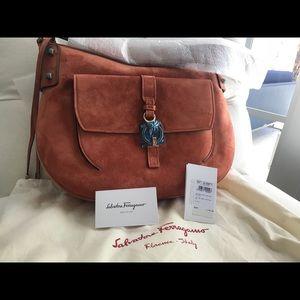 Salvatore Ferragamo Sunstone Handbag